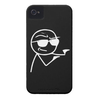 You're The Man - iPhone 4/4S Black Case