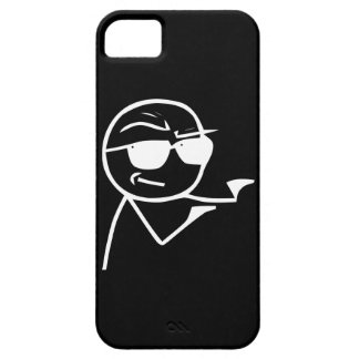 You're The Man - iPhone 5 Black Case