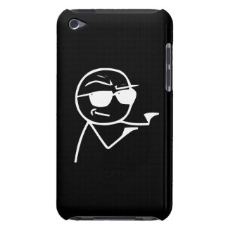 You're The Man - iPod Touch 4 Black Case