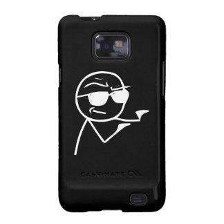 You're The Man - Samsung Galaxy S Black Case Galaxy SII Case
