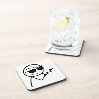 You're The Man - set of 6 Cork Coasters