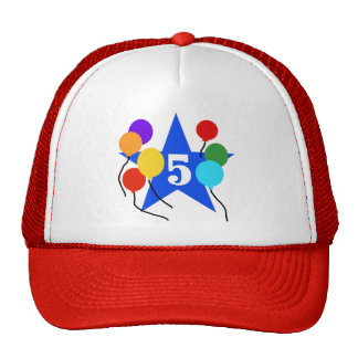 You're the Star 5th Birthday Tshirts and Gifts Trucker Hat