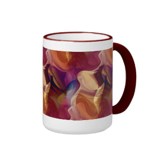 You're the very definition... ringer coffee mug