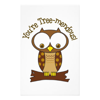 Youre Tree mendous Stationery