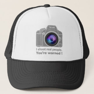 You're Warned! Trucker Hat
