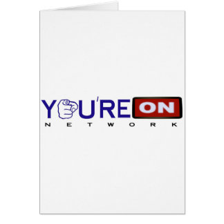 youreon tarjeta de felicitación