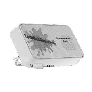 Yourheadinathong Audicular Portable Speaker