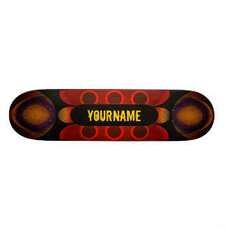 YOURNAME Custom Skateboard Deck