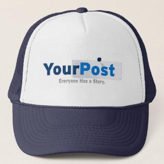 YourPost Hat Navy
