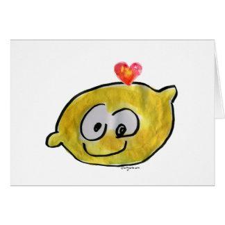 Your're mi tarjeta principal del amor de la tarjet