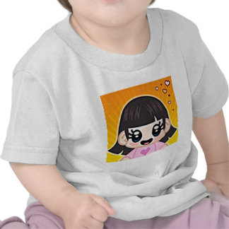 yourri girl pink tee shirts