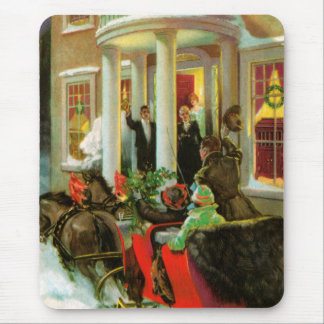 Yours For a Merry Christmas Mouse Pad