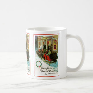 Yours For a Merry Christmas Coffee Mugs
