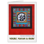 Yours, Mayan & Ours Cards