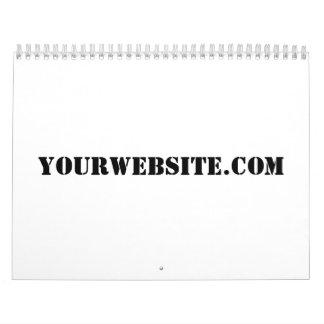 YourWebSite.com Calendar