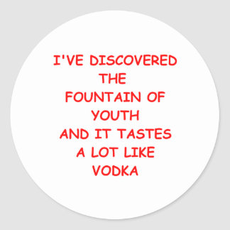 YOUTH1.png Round Stickers