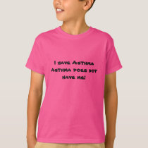Youth Asthma Awareness Shirt
