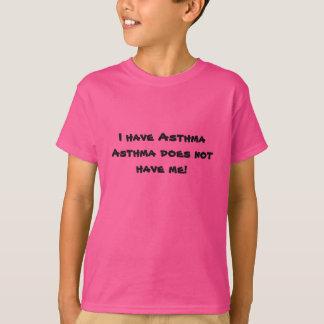 Youth Asthma Awareness Shirt