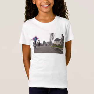 Youth Baby Doll Fitted Dog IDS T-Shirt