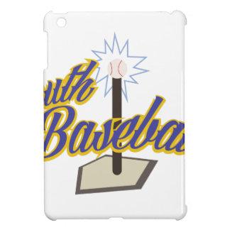 Youth Baseball iPad Mini Case