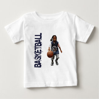 Youth Basketball Baby T-Shirt