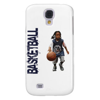 Youth Basketball Samsung Galaxy S4 Case