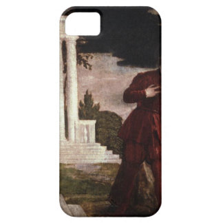 Youth between Virtue and Vice by Paolo Veronese iPhone SE/5/5s Case