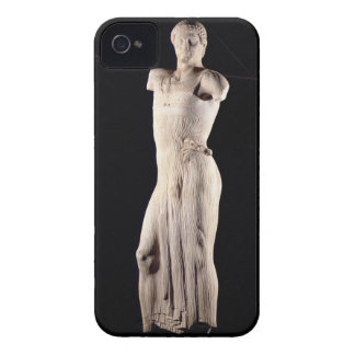 Youth clad in tight long-fitting tunic, 5th centur Case-Mate iPhone 4 case