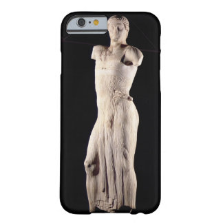 Youth clad in tight long-fitting tunic, 5th centur barely there iPhone 6 case