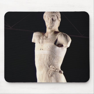 Youth clad in tight long-fitting tunic, 5th centur mouse pad