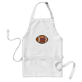 Youth Football Alliance Central Dekalb Jaguars Whi Adult Apron