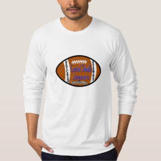 Youth Football Alliance Central Dekalb Jaguars Whi T-Shirt