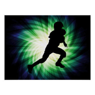Youth Football Poster