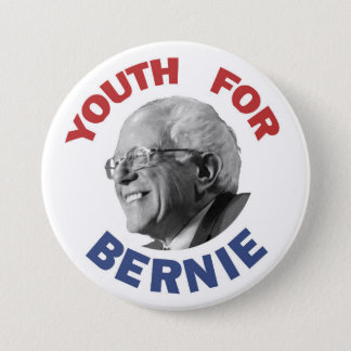 Youth for Bernie Button