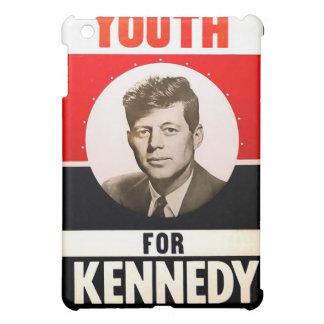 Youth for President John F. Kennedy iPad Mini Cover