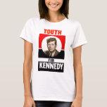 Youth for President John F. Kennedy T-Shirt