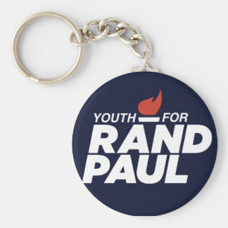 Youth for Rand Paul Keychain