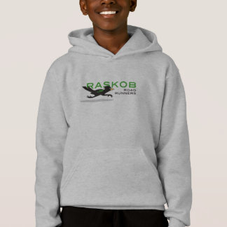 Youth Hoodie - grey or white