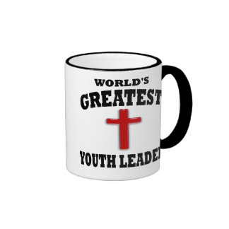 Youth Leader Ringer Coffee Mug