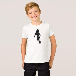 Youth League Baseball Fielder T-Shirt