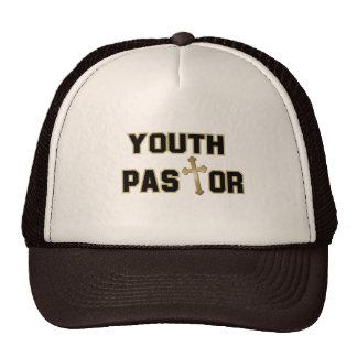 Youth Pastor Gifts Mesh Hats