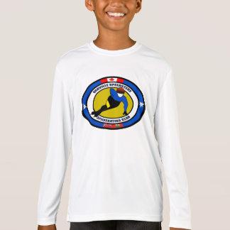 Youth Performance Shirt / Oakville Speed Skating