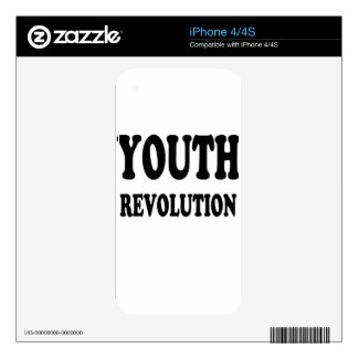 Youth Skin For The iPhone 4S