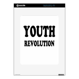 Youth Skins For iPad