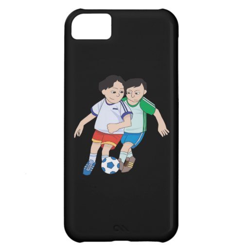 Youth Soccer iPhone 5C Case