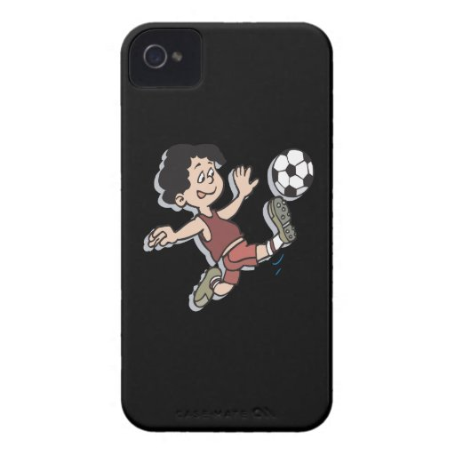 Youth Soccer Blackberry Cases