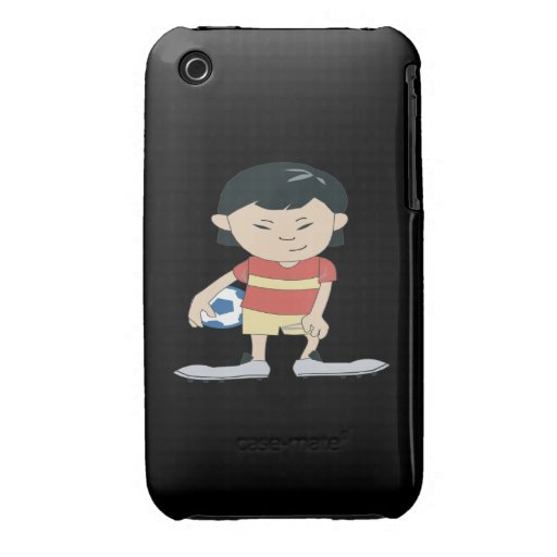 Youth Soccer Case-Mate iPhone 3 Cases