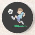 Youth Soccer Coaster