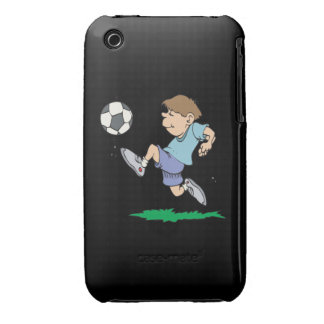 Youth Soccer iPhone 3 Covers