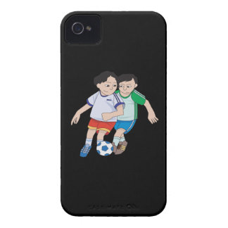 Youth Soccer iPhone 4 Cover